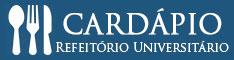 Cardápio do Refeitório Universitário